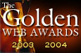Golden Website Award Winning Design